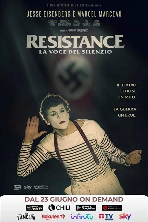 Biglietti Resistance - La voce del silenzio