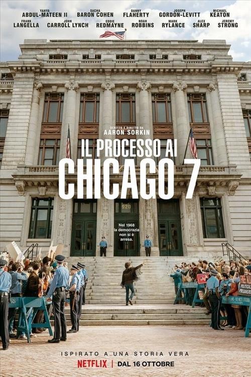 Biglietti THE TRIAL OF THE CHICAGO 7