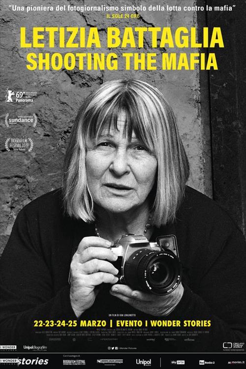 Biglietti Letizia Battaglia - Shooting the Mafia