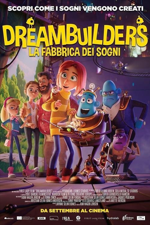 Biglietti Dreambuilders - La fabbrica dei sogni