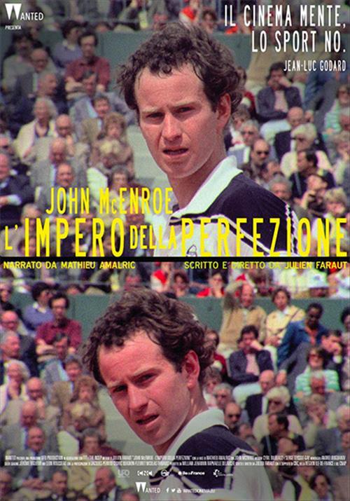 Biglietti John McEnroe - L'Impero della Perfezione