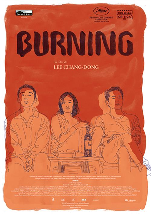 Biglietti Burning - L'amore brucia