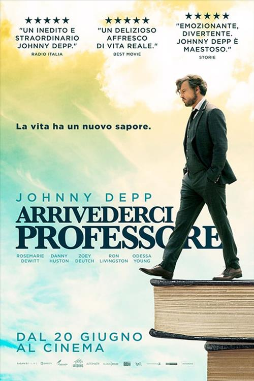 Biglietti ARRIVEDERCI PROFESSORE (THE PROFESSOR)