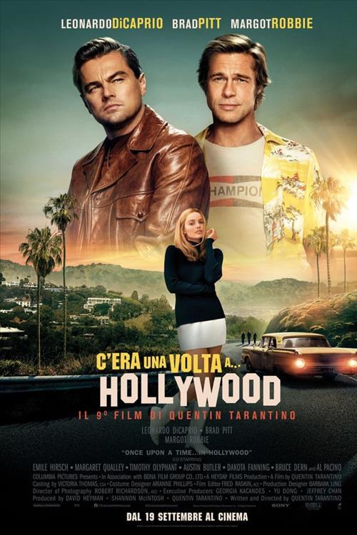 Biglietti Cera una volta a... Hollywood
