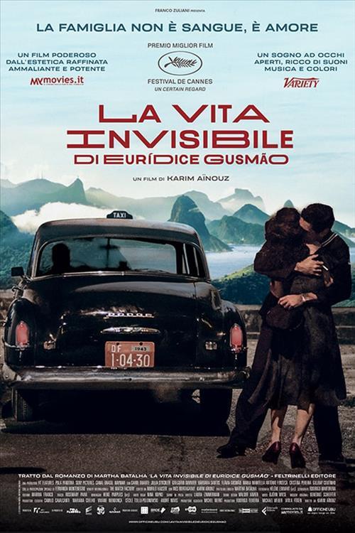 Biglietti La vita invisibile di Eurídice Gusmão