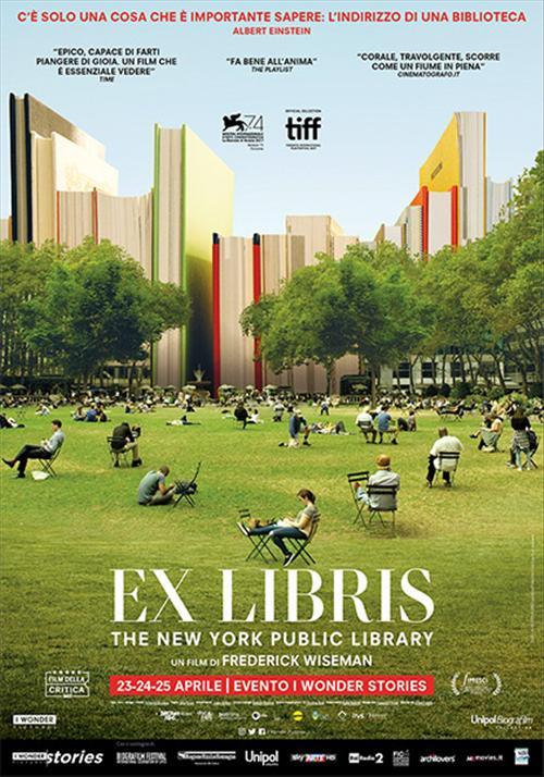 Biglietti Ex Libris New York Public Library