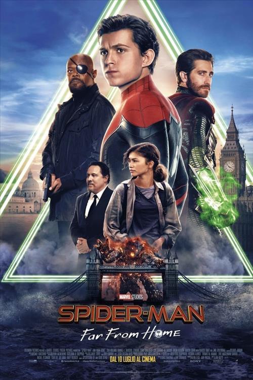 Biglietti Spider-Man: Far from Home