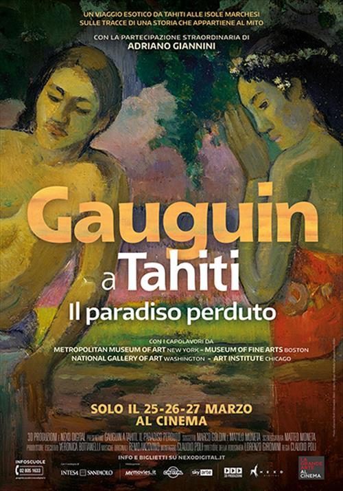 Biglietti GAUGUIN A TAHITI - IL PARADISO PERDUTO