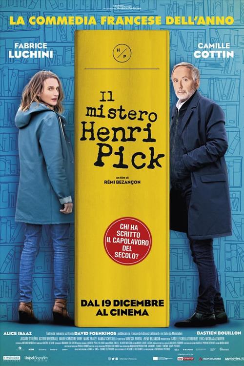 Biglietti Il mistero Henri Pick