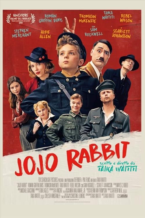 Biglietti Jojo Rabbit
