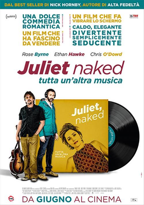 Biglietti Juliet, Naked - Tutta un'altra musica