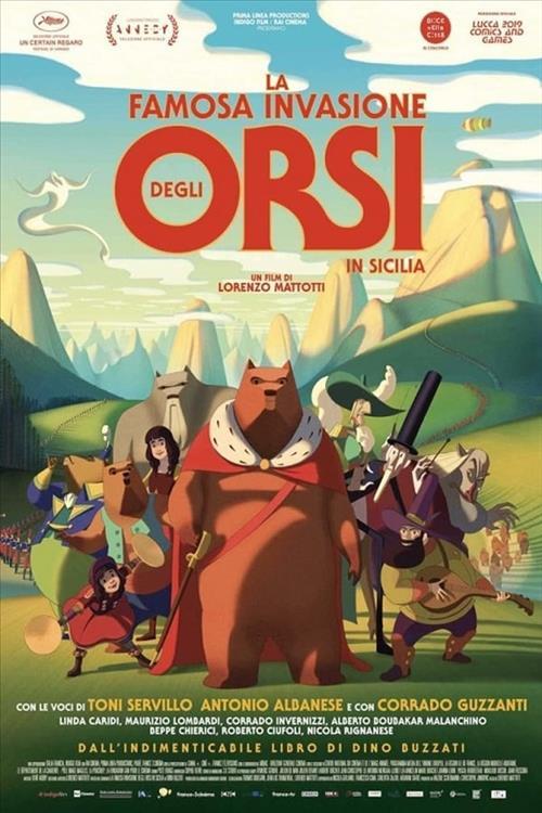 Biglietti La famosa invasione degli orsi in Sicilia