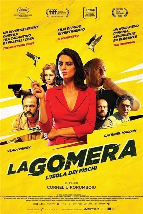 Biglietti La Gomera - L'isola dei fischi