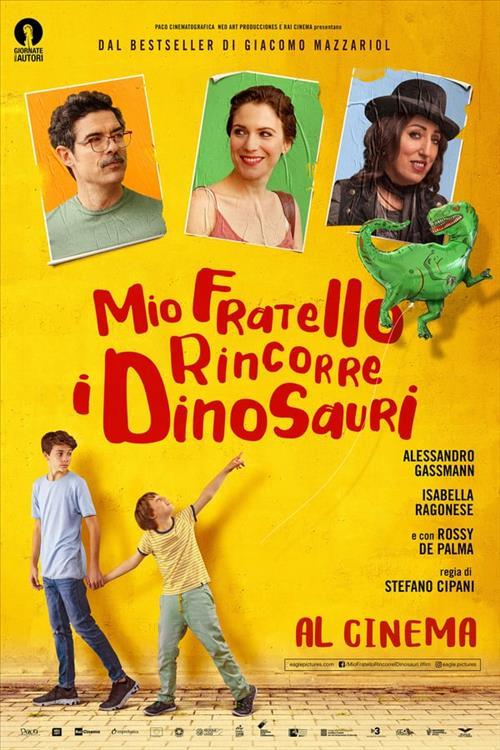 Biglietti Mio fratello rincorre i dinosauri