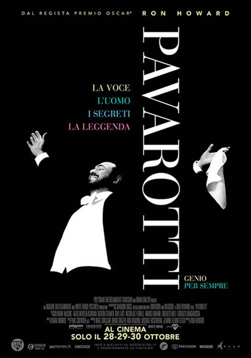 Biglietti Pavarotti