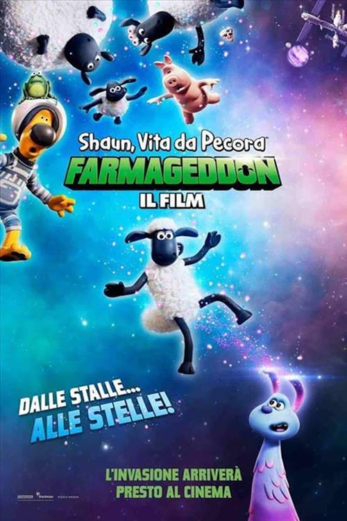 Biglietti Shaun, vita da pecora: Farmageddon