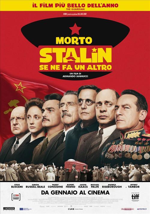 Biglietti MORTO STALIN, SE NE FA UN ALTRO (THE DEA