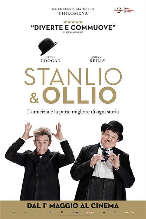 Biglietti Stanlio e Ollio