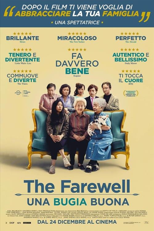 Biglietti The Farewell - Una bugia buona