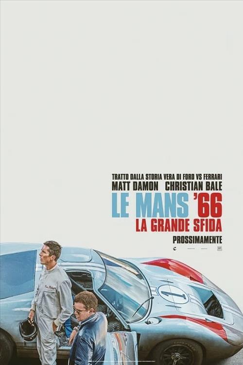Biglietti Le Mans '66 - La grande sfida