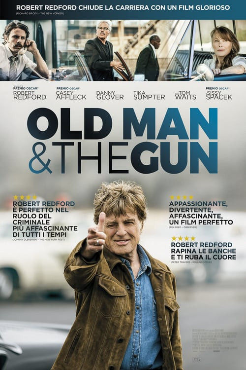 Biglietti Old Man & the Gun