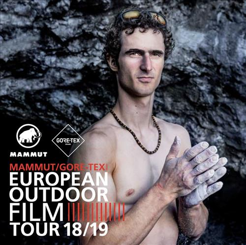 Biglietti European Outdoor Film Tour 18/19